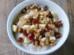 February tip: wholesome breakfast without the sugar