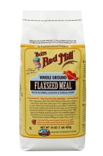 flaxseed meal for egg substitute